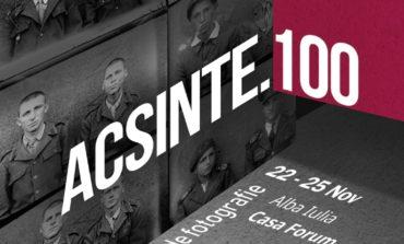 22-25 noiembrie: ACSINTE.100, expoziția itinerantă de fotografie, ajunge la Alba Iulia. Fotografiile lui Costică Acsinte, de la începutul secolului 20, văzute prin mijloacele secolului 21