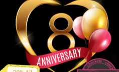 JOI 15 noiembrie: GO IN Coffe Restaurant aniversează 8 ani