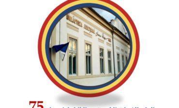 """21-23 noiembrie: Centenarul Marii Uniri și 75 de ani de la înființarea Bibliotecii Județene ,,Lucian Blaga"""" Alba sărbătoriți la Alba Iulia"""