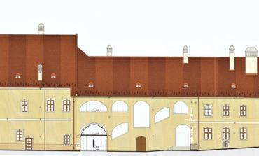 Încep lucrările de restaurare a Palatului Principilor din Alba Iulia