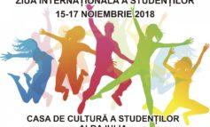 15-17 noiembrie: Ziua Internațională a Studentului, marcată la Alba Iulia printr-o serie de evenimente