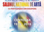 """30 noiembrie: Marea Unire prin artă: Salonul Național de Artă """"Alba unește România"""""""