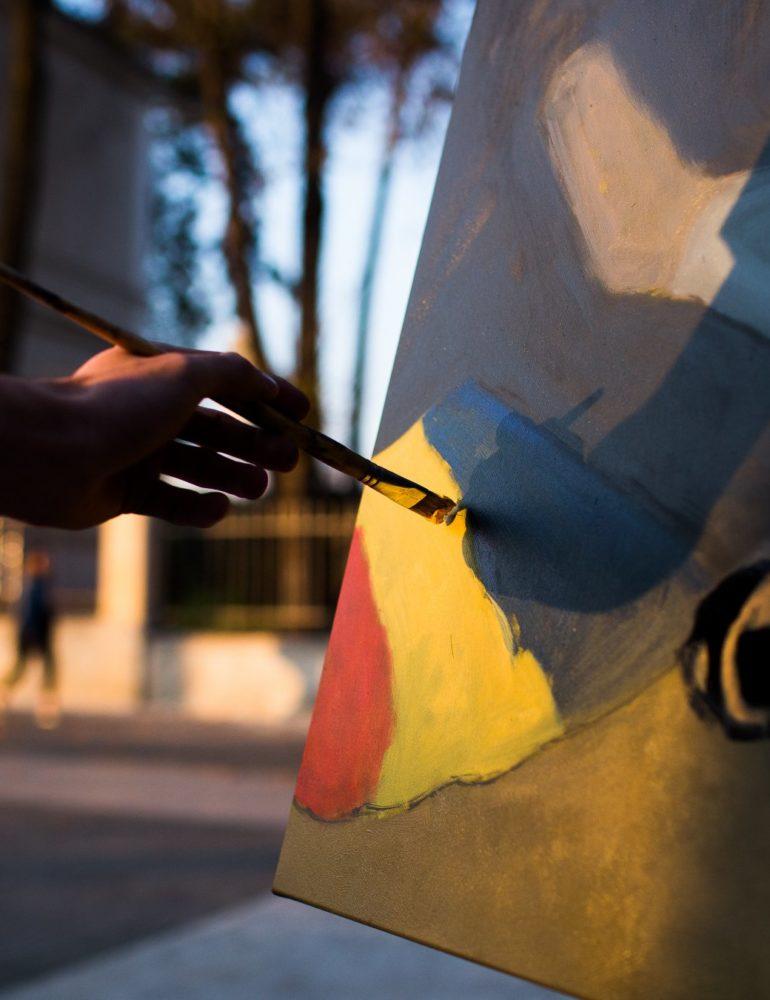 Artfest100- 100 de artiști, 100 de tablouri, la 100 de ani de România
