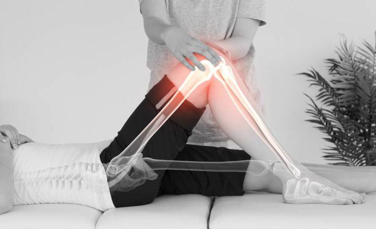 refacerea mobilității articulare după răni