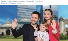 Info Regiunea Centru, ediția a II-a: Publicație gratuită în zona Transilvaniei. Distribuită în 10.000 de exemplare, cu informații despre programe și fonduri europene