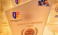 FOTO: Gala Sportului Județean 2018, la Alba Iulia. Cei mai valoroşi performeri ai anului, premiaţi de CJ Alba