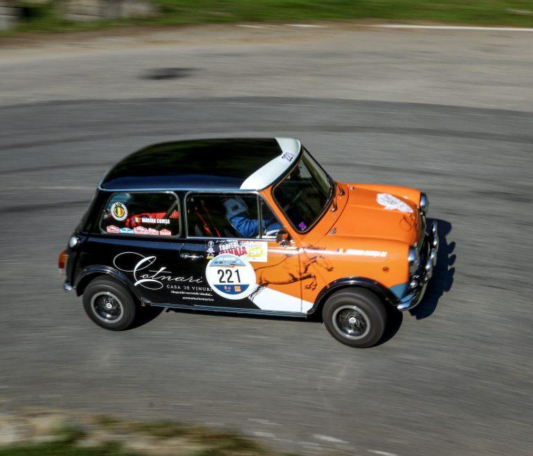 12 decembrie: Raliul mașinilor electrice sosește la Sebeș