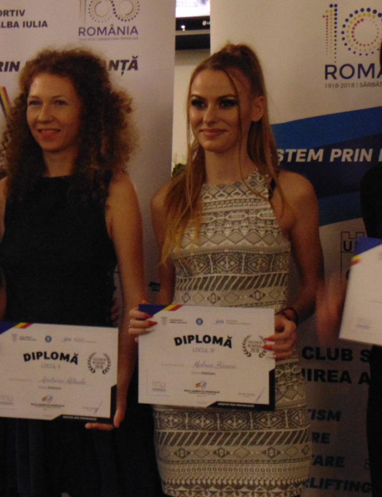 FOTO-VIDEO: Gala Laureaţilor 2018 la Clubul Sportiv Unirea Alba Iulia. Performerii sportivi ai anului, premiați