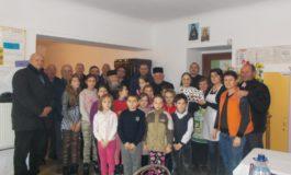 """FOTO: Așezământul social """"Sfânta Varvara"""" Baia de Arieș la ceas aniversar. A împlinit 16 ani de activitate"""