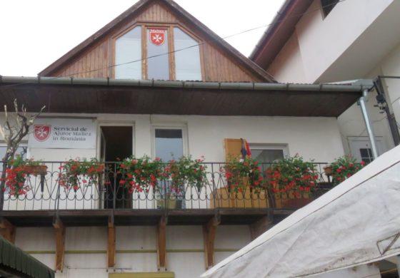 """FOTO: """"Respect pentru bunicii comunității aiudene"""". Finanțare europeană pentru realizarea unui centru de zi, a unei cantine sociale și a unei unități de îngrijire la domiciliu"""