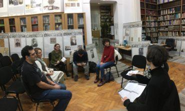 """FOTO: Întâlniri culturale de iarnă la Biblioteca Județeană ,,Lucian Blaga"""" Alba"""
