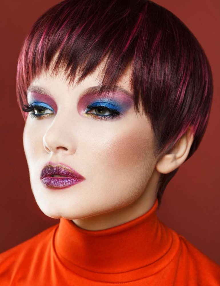 MACHIAJ- tendințe și recomandarea make-up artistului