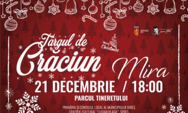 21 decembrie: Concert Mira la Târgul de Crăciun de la Sebeș