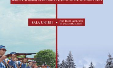 """Miercuri: Vernisajul expoziției de fotografie """"Retrospectiva anului 2018 - Garda Apulum și Garda Națională de la Alba Iulia"""""""