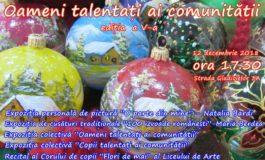 """Miercuri: A V-a ediție a evenimentului """"Oameni talentați ai comunității"""", la Centrul de Resurse """"Academia Doamnelor"""" Alba Iulia"""