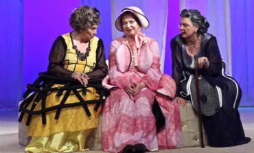 """3 februarie: """"Gaițele"""", una dintre cele mai valoroase comedii ale dramaturgiei contemporane românești, ajunge la Alba Iulia"""