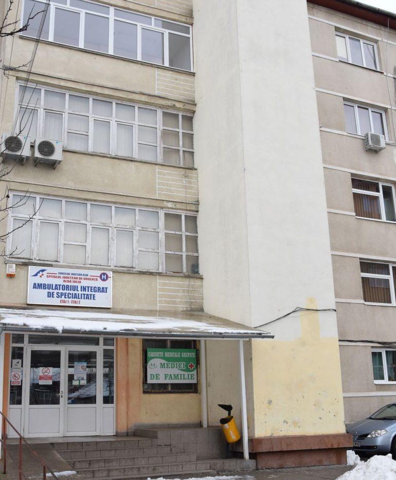 Spitalul Județean de Urgență Alba Iulia vine în sprijinul celor care călătoresc: Teste PCR și antigen SARS-CoV-2, cu codul QR pe rezultat