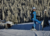 Zăpadă din belșug pentru practicarea sporturilor de iarnă, pe pârtiile de la Domeniul Schiabil Șureanu și Arieșeni