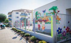 FOTO: 34 de grădinițe din Regiunea Centru modernizate cu Fonduri Regio