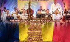 24 ianuarie: Unirea Mică, sărbătorită la Sebeș printr-un spectacol folcloric extraordinar