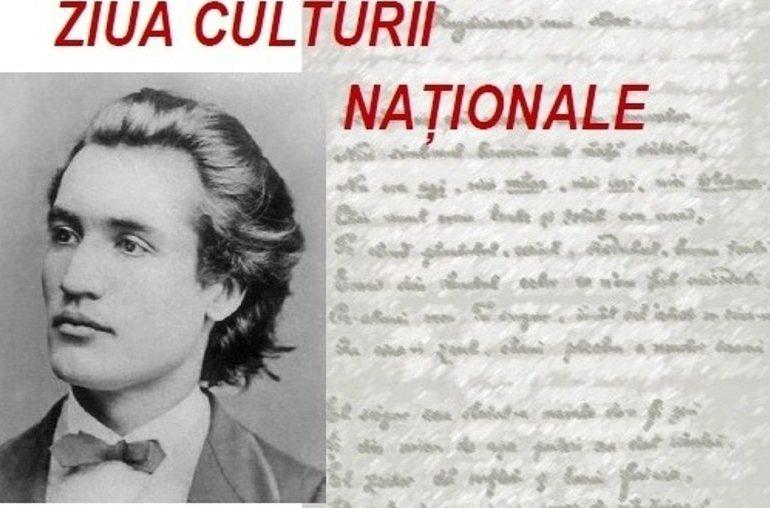 """Biblioteca Județeană ,,Lucian Blaga"""" Alba sărbătorește Ziua Culturii Naționale și îl omagiază pe Mihai Eminescu"""