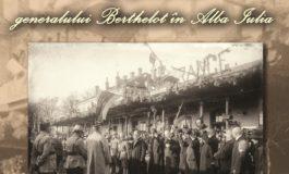 Miercuri: Fotografiile vizitei generalului Berthelot în Alba Iulia, exponatul lunii ianuarie, la Muzeul Național al Unirii