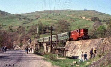 VIDEO: Șuierul Mocăniței s-a auzit din nou pe Valea Arieșului. Probe pe tronsonul Lunca – Sălciua