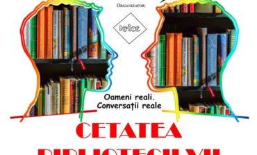 """LUNI: Lansarea proiectului """"Cetatea Bibliotecii Vii"""", la Colegiul Economic """"Dionisie Pop Marțian"""""""