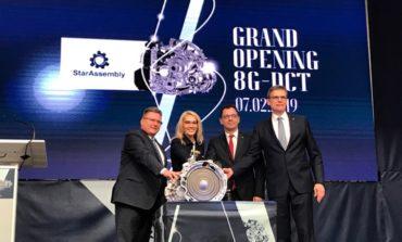 FOTO-VIDEO: Ceremonia oficială de inaugurare a producției cutiilor de viteză 8G Double Clutch Transmission din cadrul companiei Star Assembly