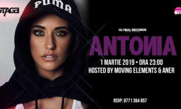 1 MARTIE: Antonia vă așteaptă cu un mega-concert în Club Stage din Alba Iulia