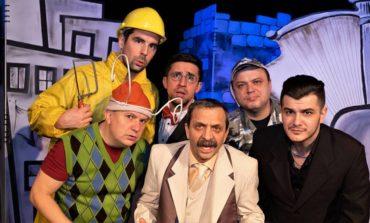 """Duminică: Spectacolul """"Filarmonica de Comedie"""" la Centrul Cultural """"Lucian Blaga"""" Sebeș"""