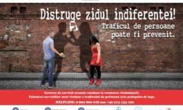 VIDEO: Lansarea campaniei naţionale de prevenire a traficului de persoane  în scopul exploatării sexuale