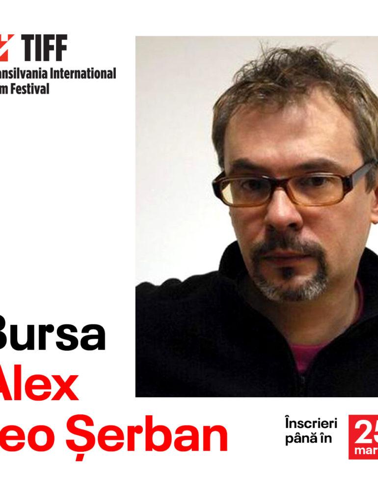 Încep înscrierile pentru a 5-a ediție a Bursei Alex. Leo Șerban pentru tineri cineaști