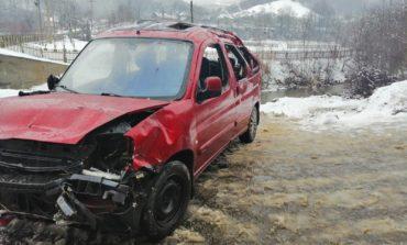 FOTO: Sprijin pentru o familie greu încercată. Au trecut printr-un accident și un incendiu, în doar 2 zile