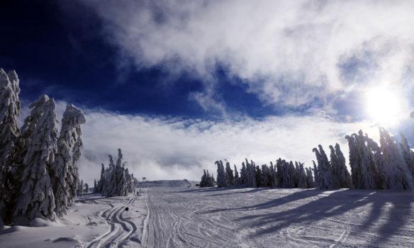 Starea pârtiilor din județul Alba: Condiții excelente de schi la Domeniul Schiabil Șureanu și Arieșeni