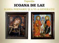 Joi: Icoana de Laz din Județul Alba va fi promovată printr-o expoziție la Satu Mare