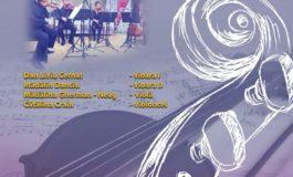 """JOI: Cvartetul de coarde """"Augustin Bena"""" susține un recital cameral la Cugir"""