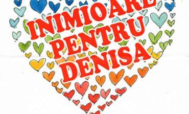 14 februarie: Inimioare pentru Denisa. Eveniment caritabil la Aiud