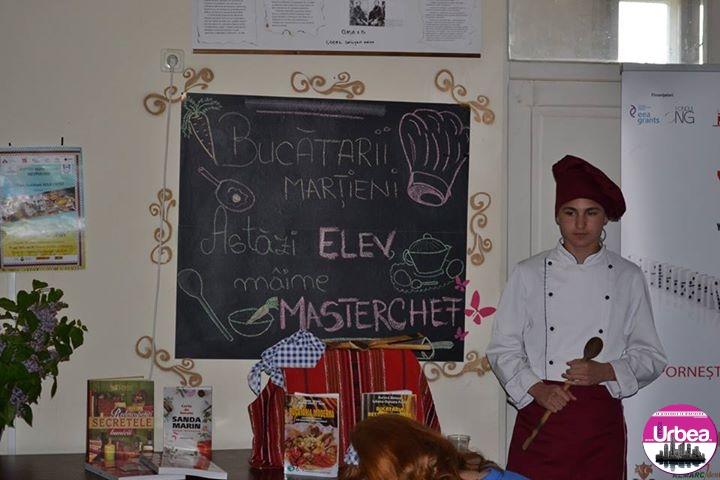 """Luni: Lansarea proiectului """"Astăzi ELEV, mâine MASTERCHEF"""", la Colegiul Economic DPM Alba Iulia"""