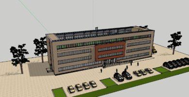 FOTO: Proiectul privind construcția Secției de Psihiatrie a Spitalului Județean de Urgență Alba Iulia, aprobat de Ministerul Dezvoltării Regionale