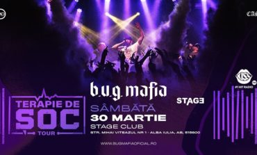 30 martie: Concert extraordinar susținut de B.U.G. Mafia în Club Stage