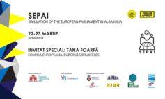 Vineri: Lansarea proiectului SEPAI - Simulation of the European Parlament în Alba Iulia