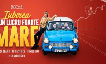"""19 martie: Piesa de teatru """"Iubirea e un lucru foarte mare"""", la Centrul Cultural """"Lucian Blaga"""" Sebeș"""