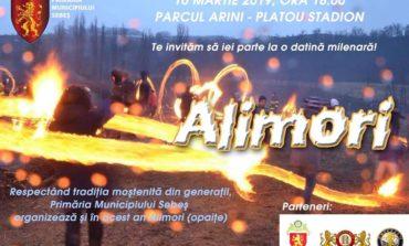 Duminică: Alimori – sărbătoarea opaițelor, în Parcul Arini din Sebeș