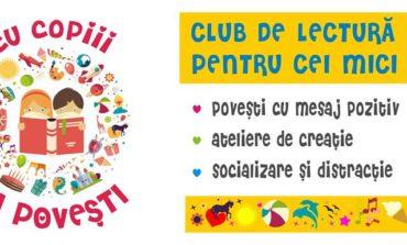 14 martie: Club de lectură pentru cei mici la Speed Kart Alba Iulia