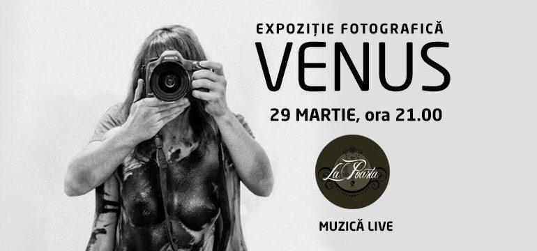 """Vineri: """"Călătorie pe Venus"""" cu fotograful Romulus Oprișcan, în localul """"La Poartă"""""""