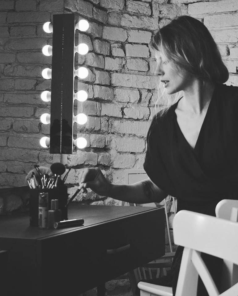 Cosmetică și machiaj cu Andreea Anghel la Refren Studio