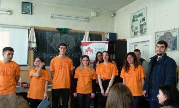 """FOTO: Povestea continuă! Lansarea proictului """"Astăzi elev, mâine masterchef"""", la Colegiul Economic din Alba Iulia"""