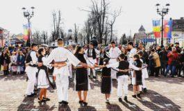 FOTO: Primăvara, întâmpinată cu mărțișoare și voioșie la Sebeș