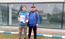 FOTO: Primele clasări pe podium pentru CS Unirea Alba Iulia în acest an, la Campionatul Național de Haltere și Cupa României